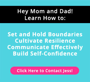 Help Parenting Teenage Girls Los Angeles