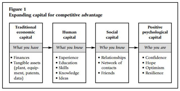 Expanding Capital for Competitive Advantage