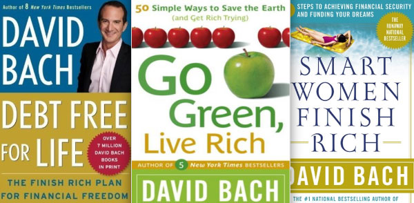 David Bach's Book Series