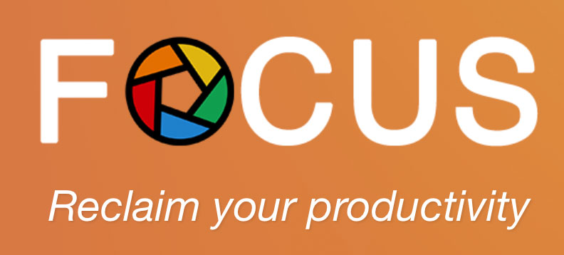 FOCUS - reclaim your productivity